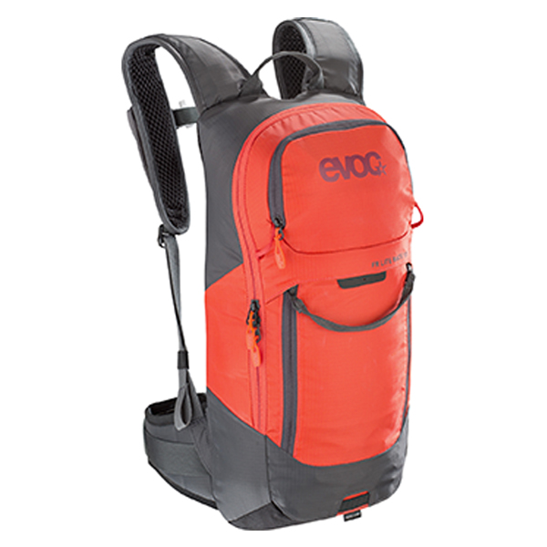 Evoc - FR LITE RACE - carbon grey - orange