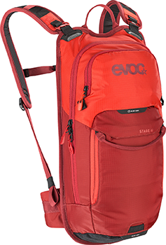 Evoc - STAGE 6l + 2l Bladder - orange - chili red