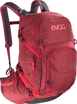 Evoc - EXPLORER PRO 26l - Col.: heather ruby