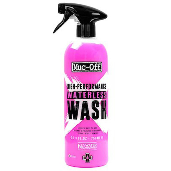 High Performance Waterless Wash 750ml