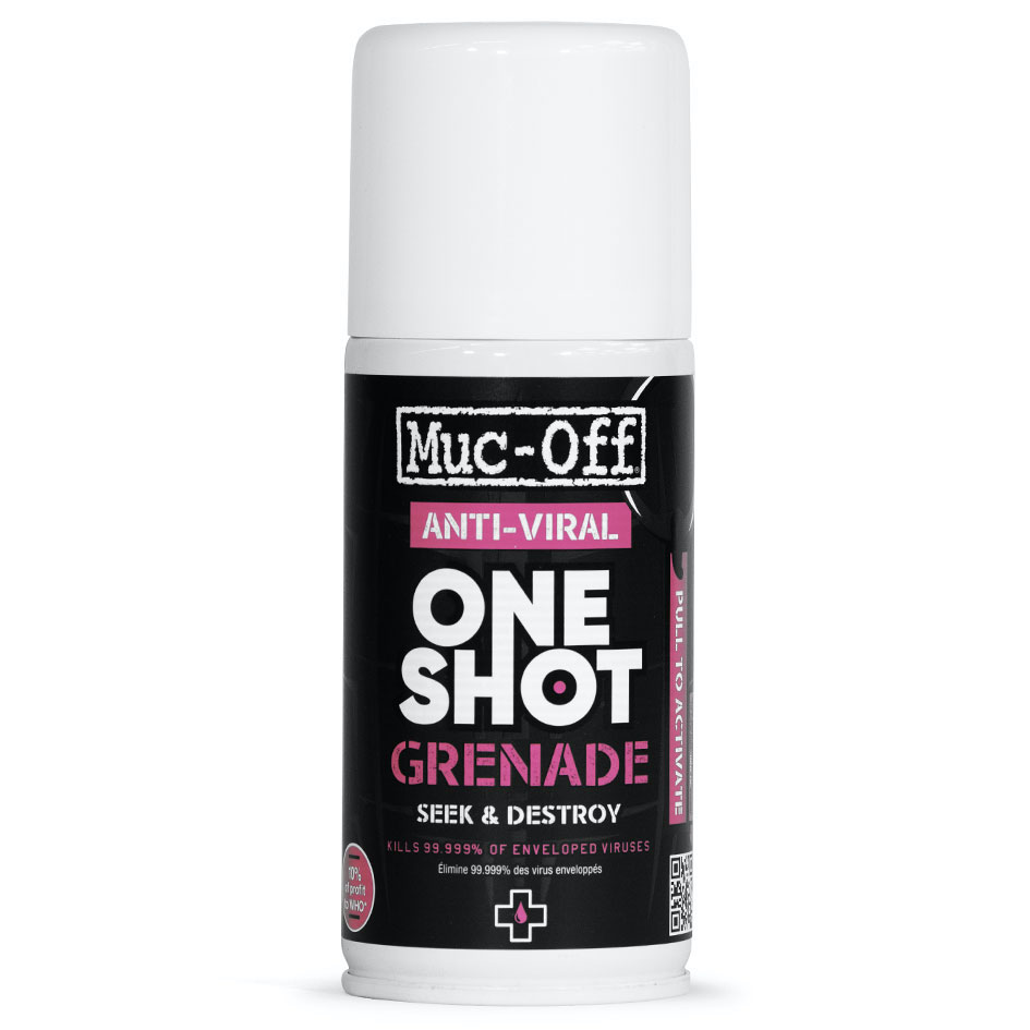 One Shot Anti-Viral Grenade 150ml