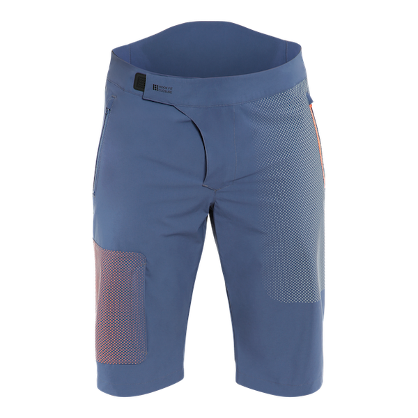 Dainese - Pantaloni HG GRYFINO BLUE/ORANGE