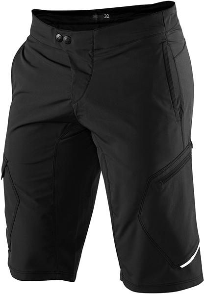 100% – Shorts Ridecamp Black