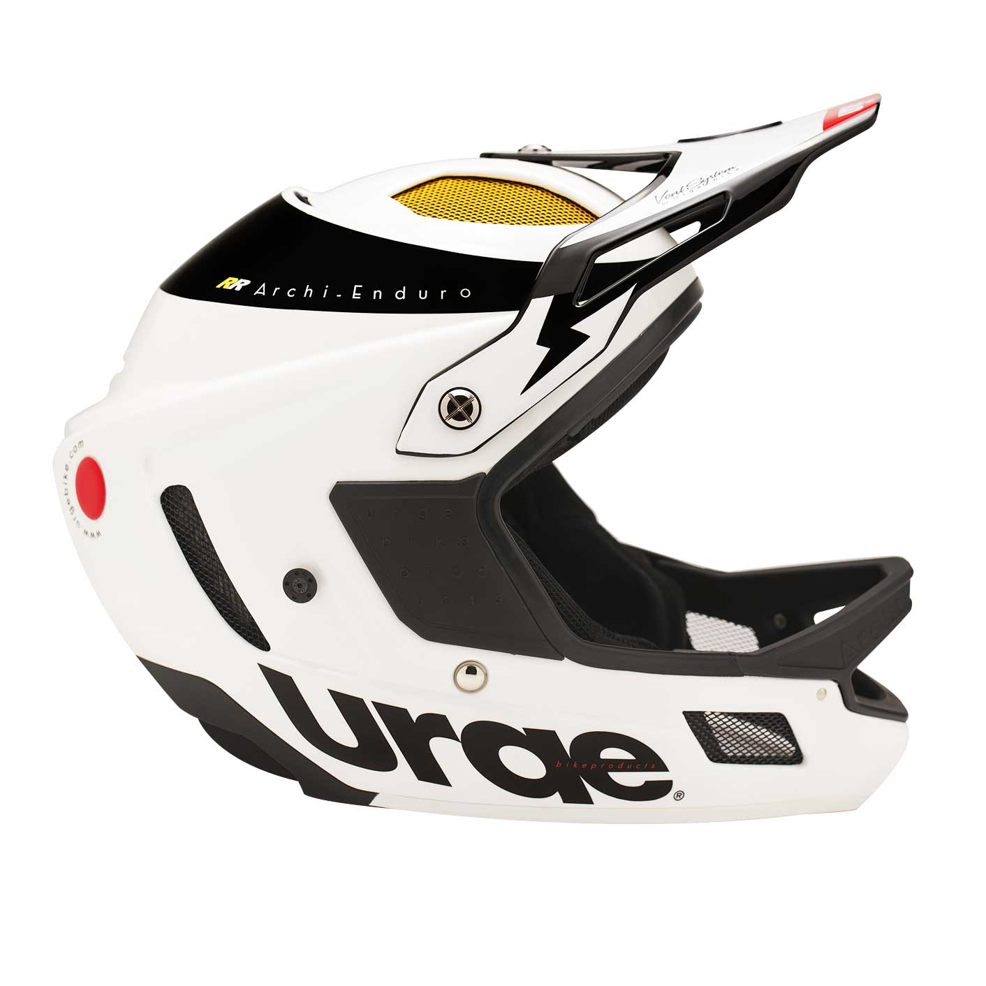 Urge BP - Archi-Enduro white black