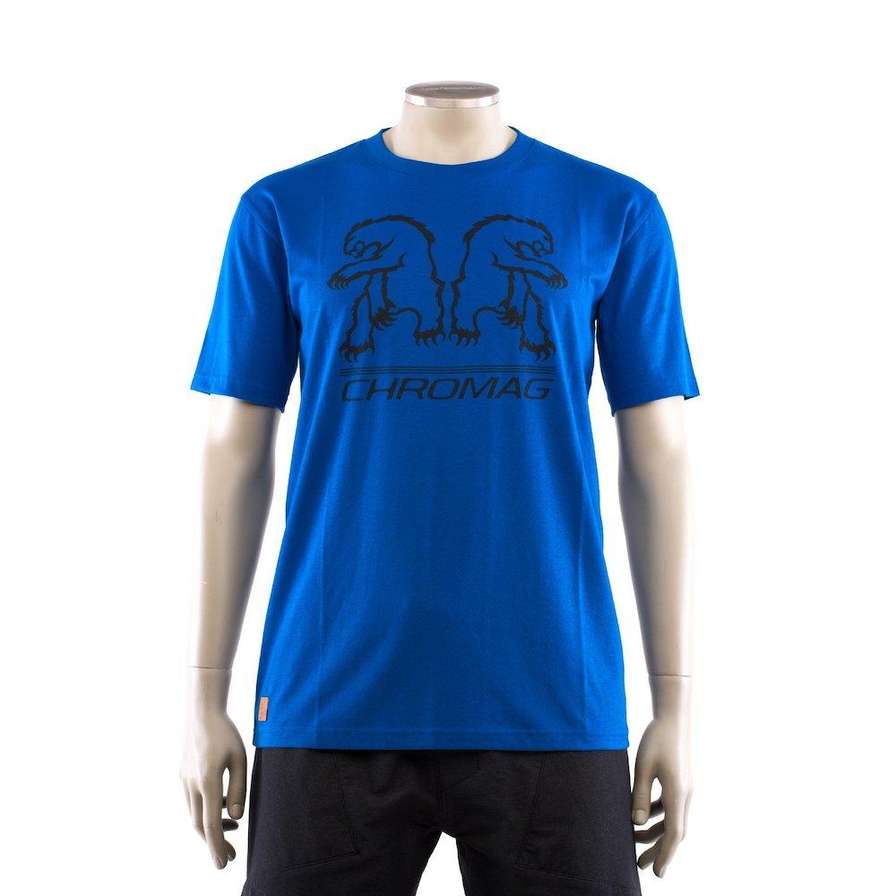 Chromag - Tee Shirt Bear Reflect CLASSIC BLUE